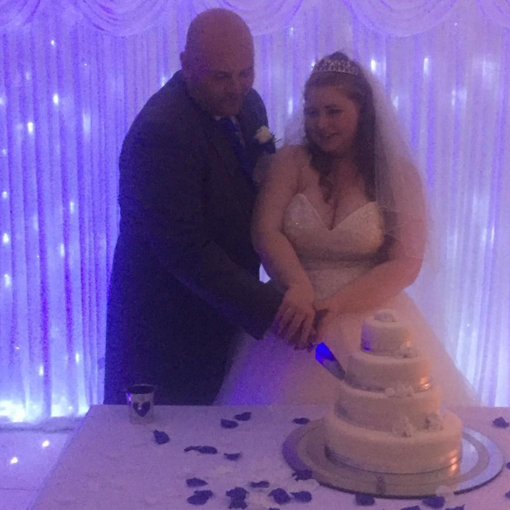 Stuarts Wedding