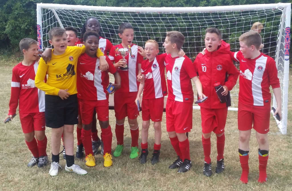 U12 Athletic - FCSD tournament success