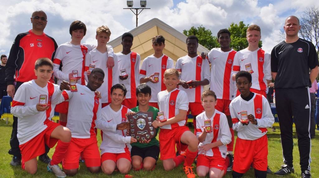 U14 Spartans (15-16) v2