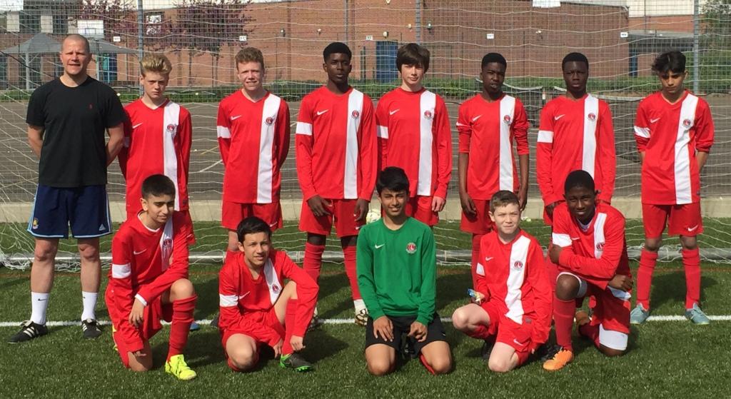 U14 Spartans (15-16)