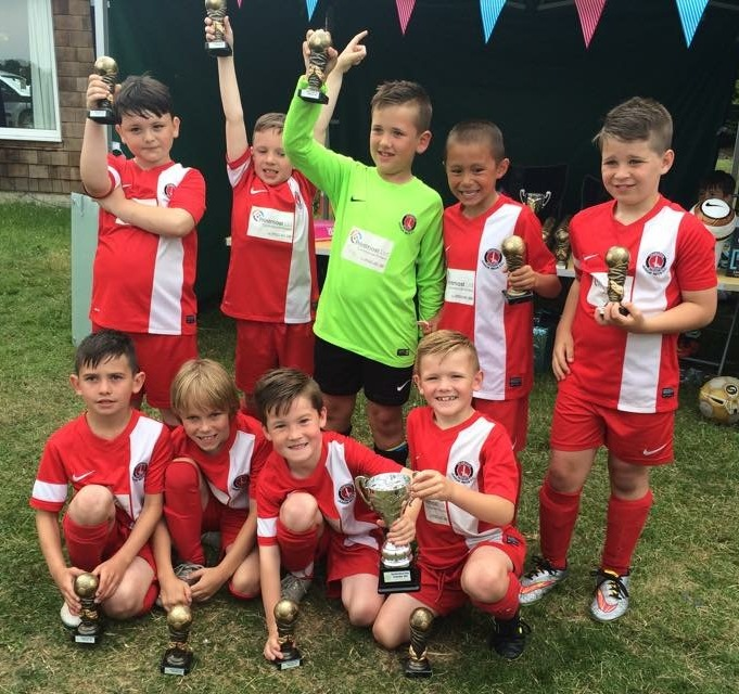 U8 Valiants (Ashford Utd Tournament 15)