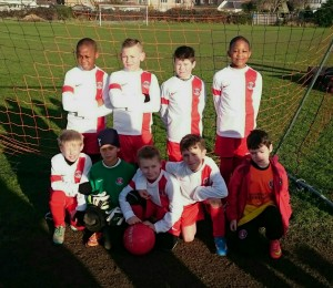 U9 Athletic (14-15)