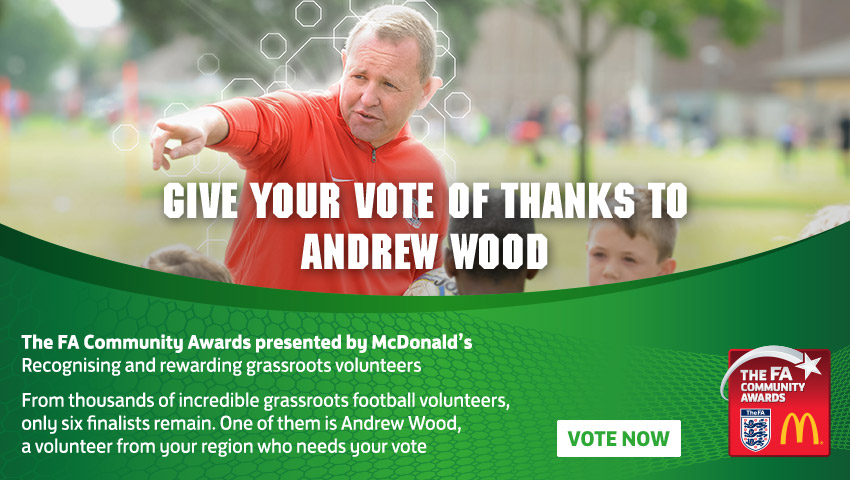 Vote Andy
