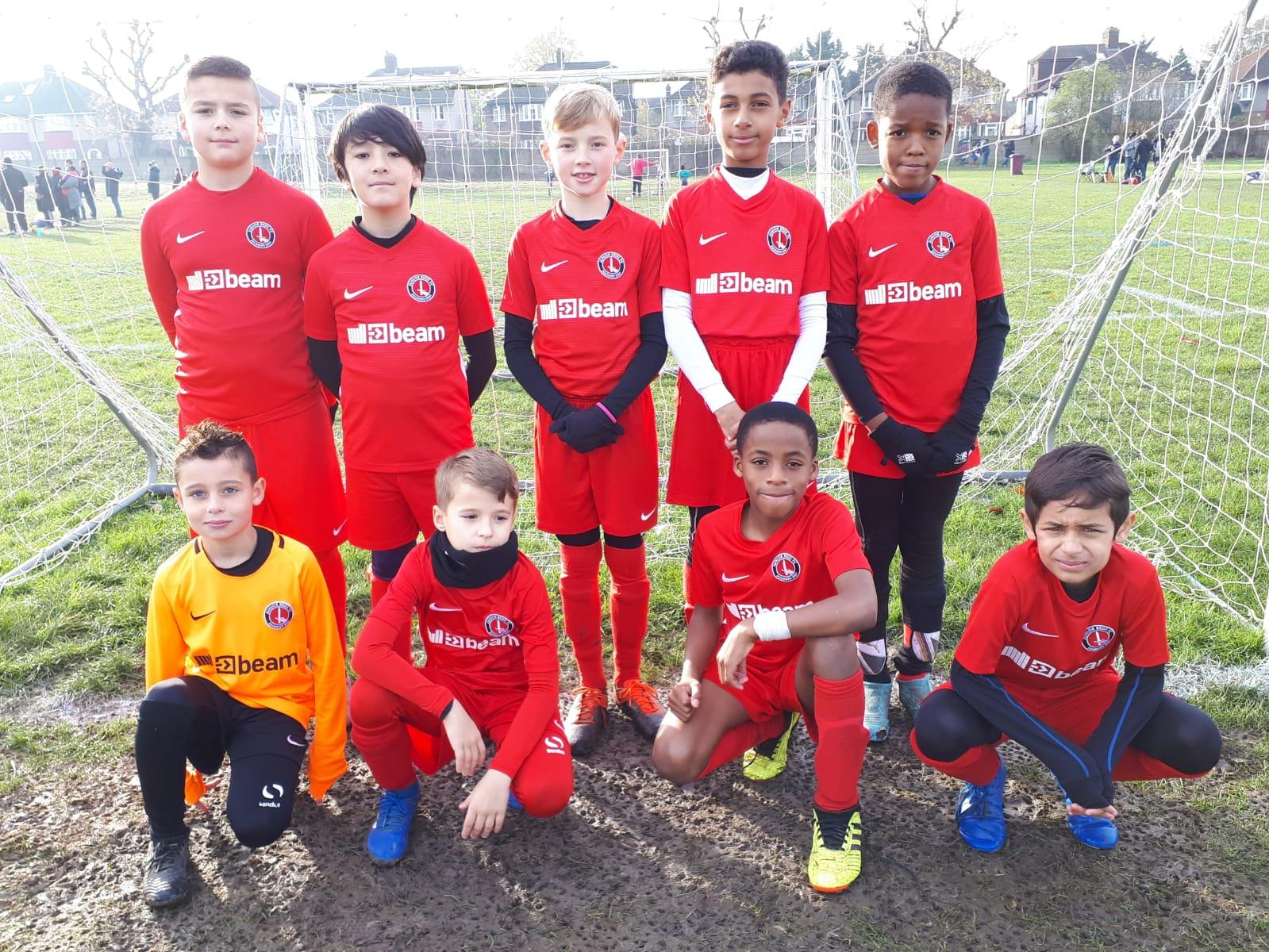Junior Red U10 Titans