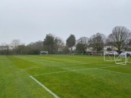 Junior Reds FC return to Danson Youth Centre
