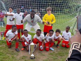 U10 Challenge Cup Winners